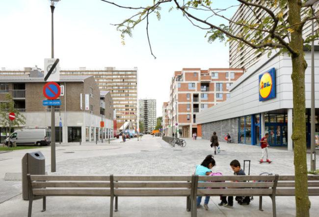 Ideeënwedstrijd Linkeroever Stad Antwerpen
