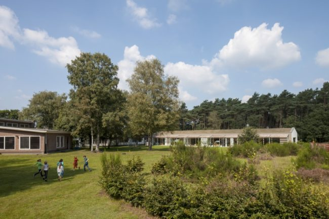 Freinetschool Ibis, Korteknie Stuhlmacher Architecten (Foto: KS architecten)
