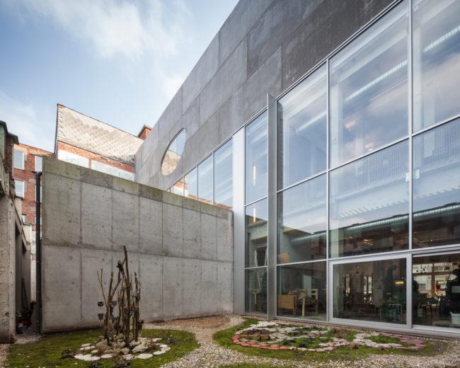 het Bos, BEL Architecten (Foto: Tim Van de Velde)