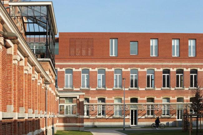 't Groen Kwartier, 360 architecten, Beel & Achtergael architecten, Collectief Noord Architecten (Foto: Toon Grobet)