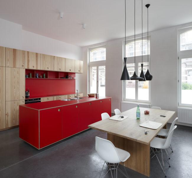 't Groen Kwartier, 360 architecten, Beel & Achtergael architecten, Collectief Noord Architecten (Foto: B-bis architecten)