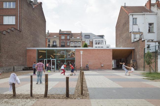 't Regenboogje, noAarchitecten (Foto: Stijn Bollaert)