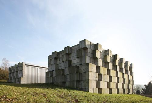 Vormingscentrum Destelheide, Paul Felix en Bovenbouw (Foto: Filip Dujardin)