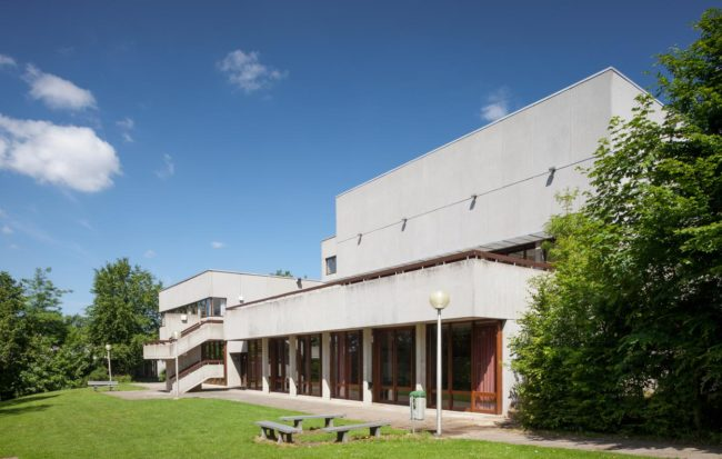 Vormingscentrum Destelheide, Paul Felix en Bovenbouw (Foto: Tim Van de Velde)