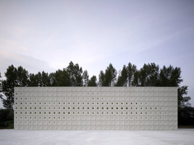Crematorium Heimolen, KAAN Architecten (Foto: Christian Richters)