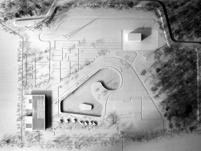 Crematorium Heimolen, KAAN Architecten (Foto: KAAN Architecten)