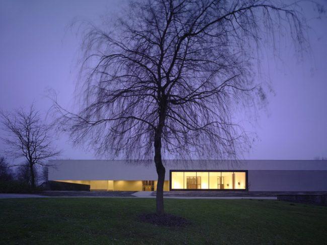 Crematorium Heimolen, KAAN Architecten (Foto: Christian Richters)