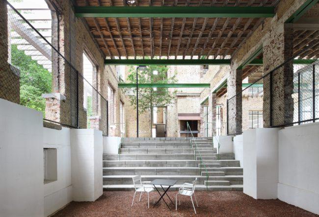 PC Caritas, architecten de vylder vinck taillieu