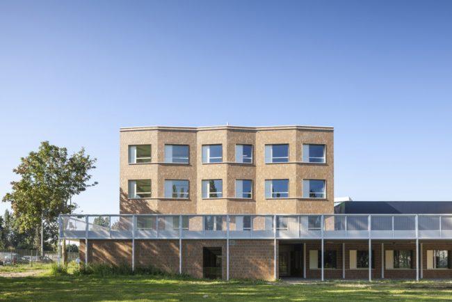 freinetschool De kRing, AREAL Architecten (foto: Tim Van de Velde)