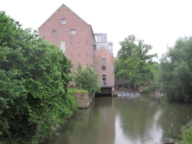 Molen van Rotselaar (Foto: Ecopower cvba)