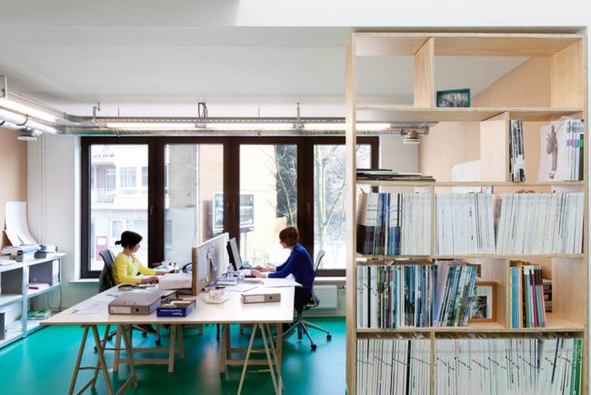 Kantoor De Gouden Liniaal Architecten (foto: De Gouden Liniaal Architecten)
