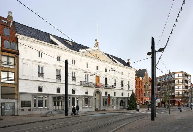 Dienstencentrum Ledeberg, architecten de vylder vinck taillieu (Foto: Filip Dujardin)