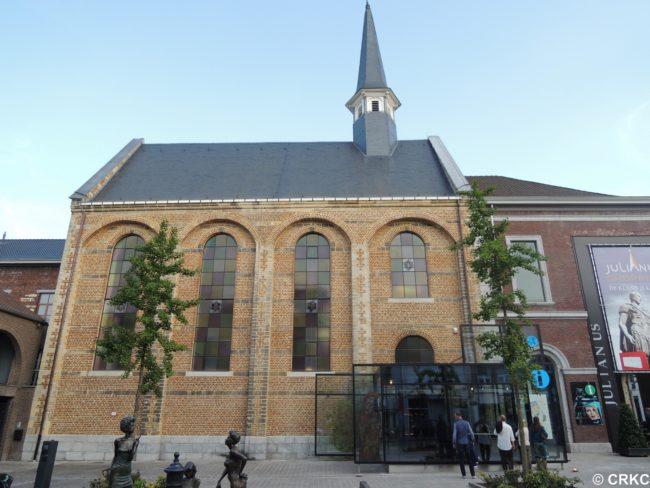 Sint-Jacobsgasthuis, Tongeren (Foto: CRKC)