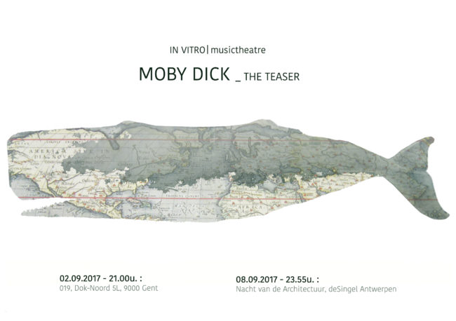 Moby Dick _ The teaser (foto: IN VITRO)